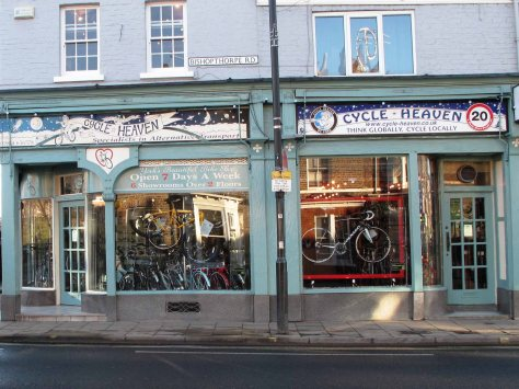 Cycle Heaven Bishy Road