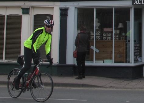 Audlem Cyclist 2013