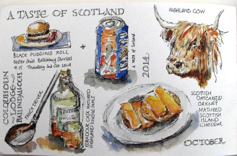 scottish delicacies
