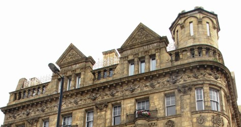 Photo of Bathurst Mansions Holloway Road Dec 2014