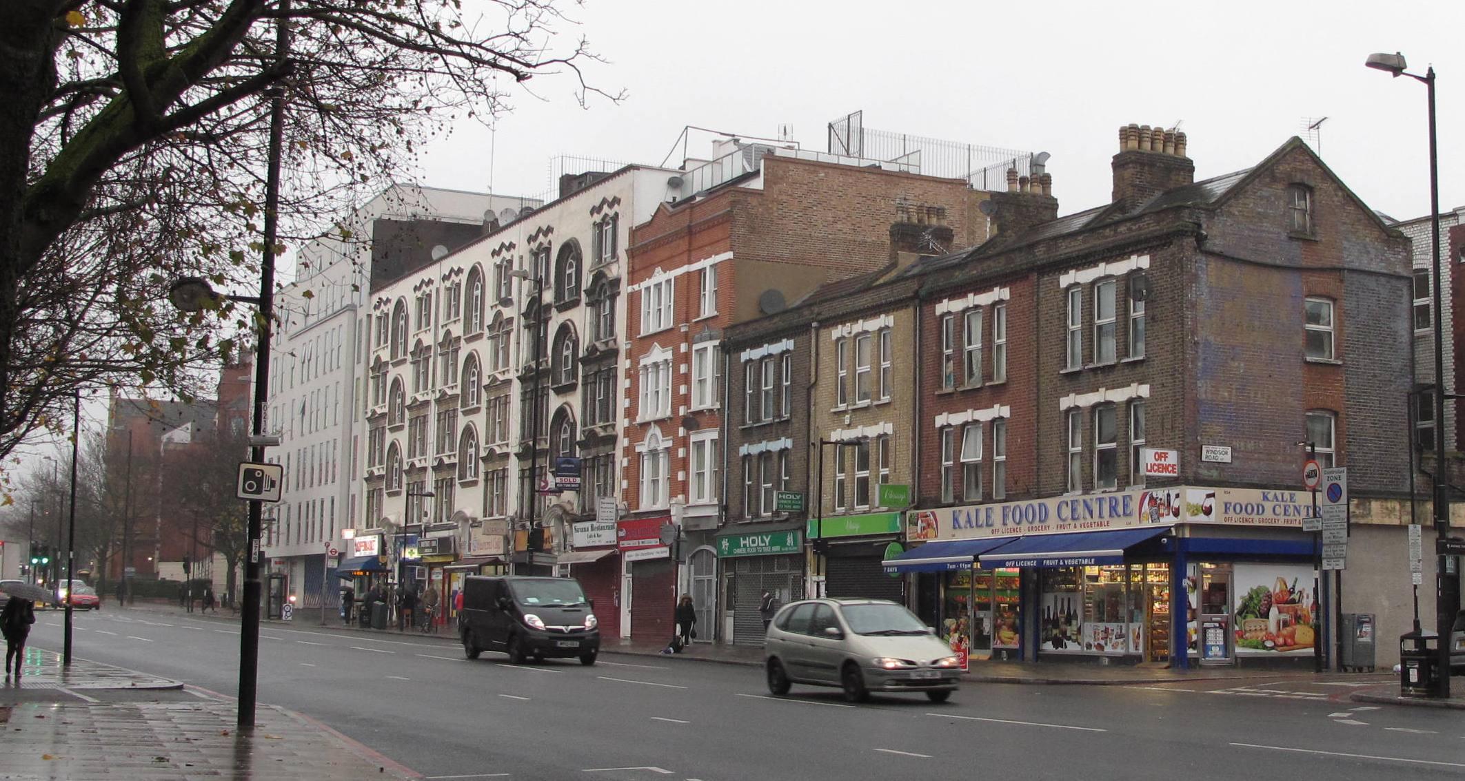 Photo of Holloway Road Albermarle Mansions