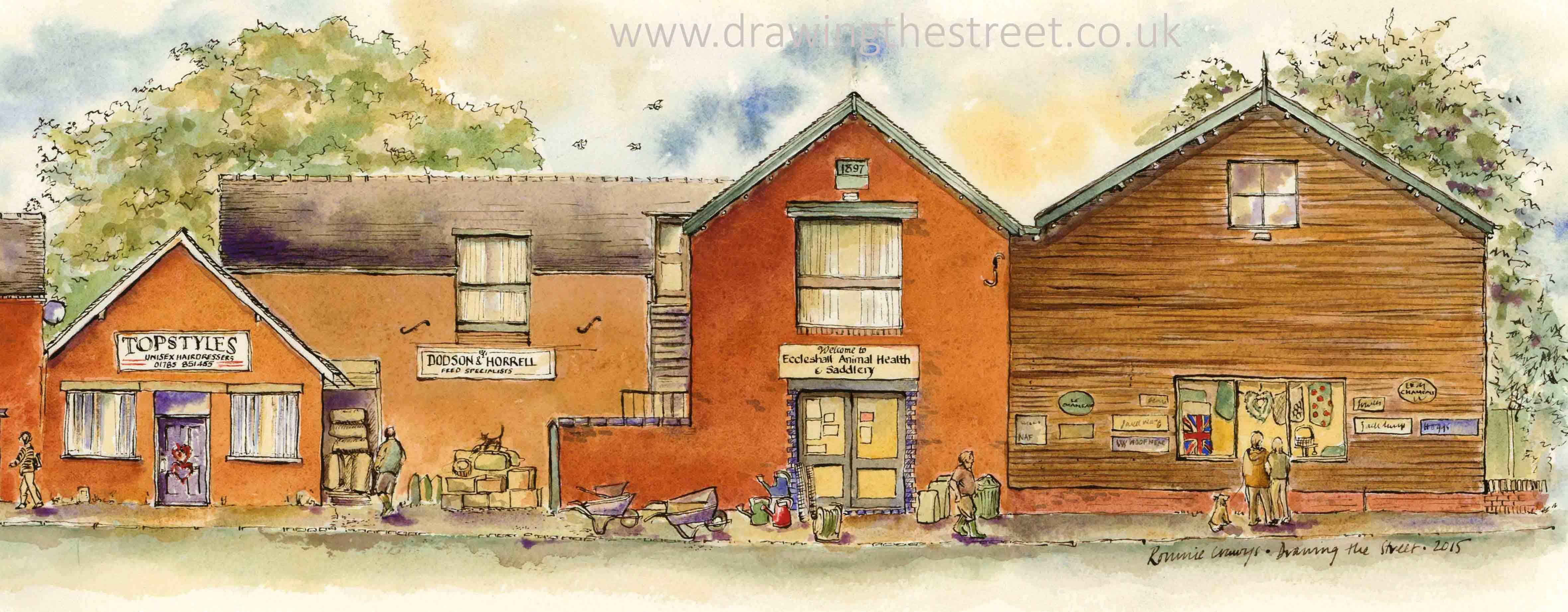 Stone Rd Eccleshall Ronnie Cruwys.jpg