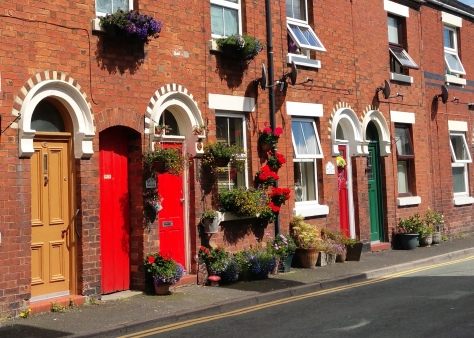 York Street, Leek, North Staffordshire