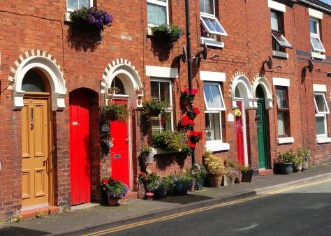York Street, Leek, North Staffordshire