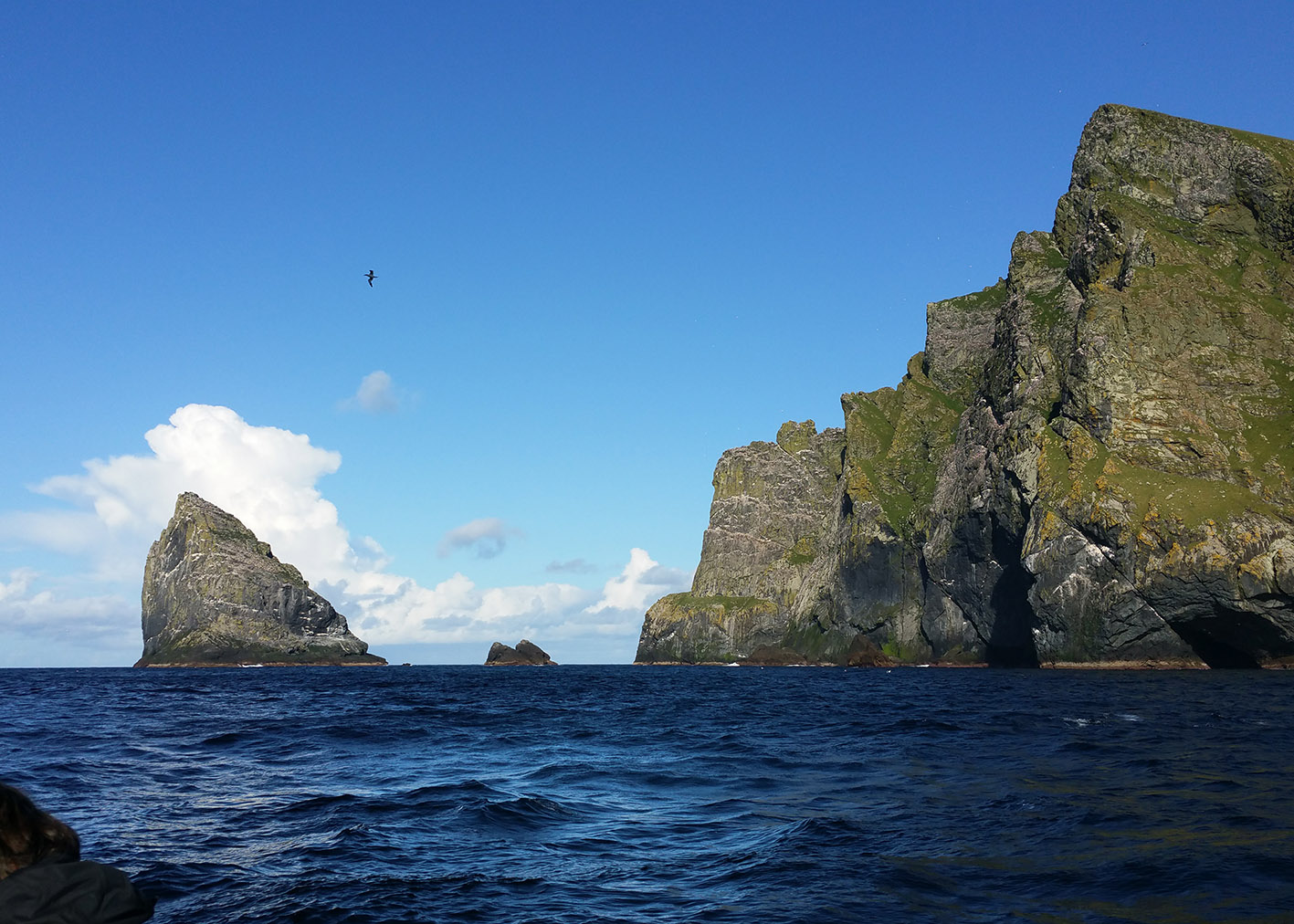St Kilda Sea Stacs 1ronniecruwys