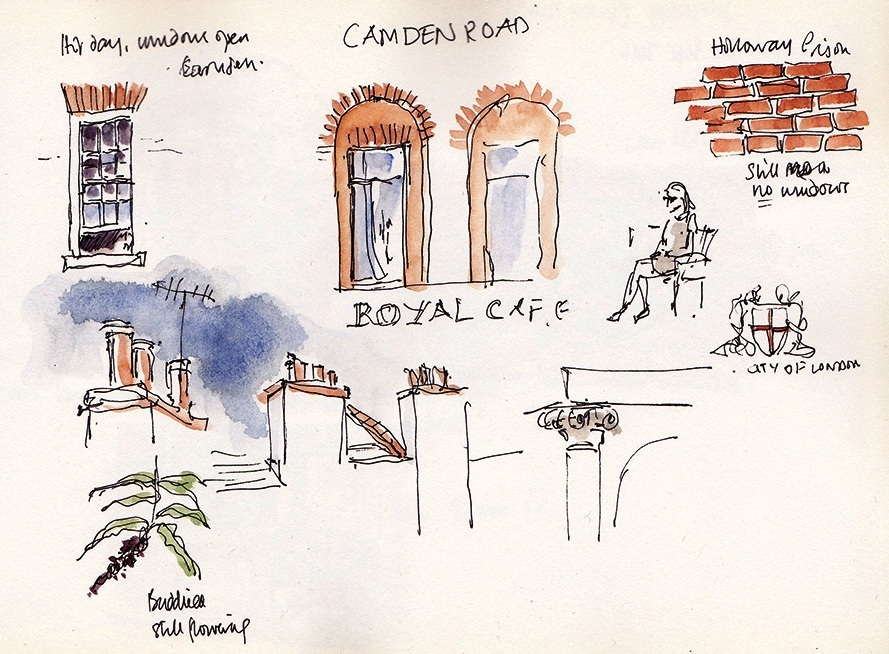 royal cafe camden
