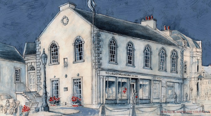 The Tolbooth: from Jail to Jewel of Lanark